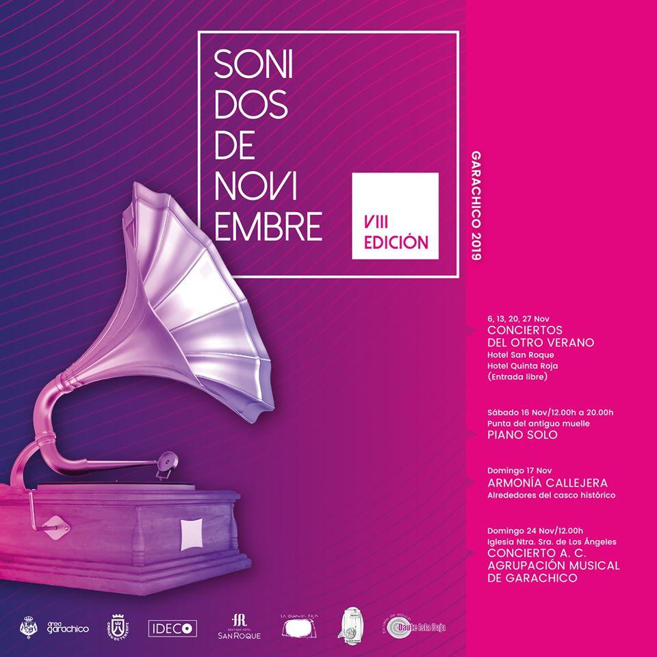 VIII Edición 'Sonidos de Noviembre'