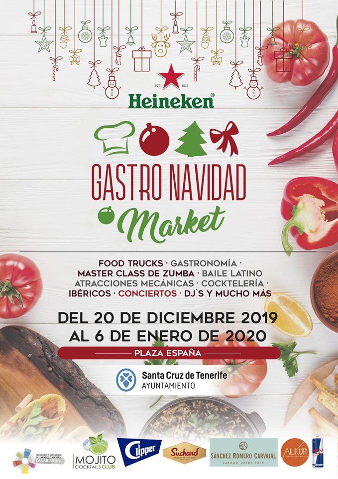 Gastro Navidad Market santa cruz diciembre 2019