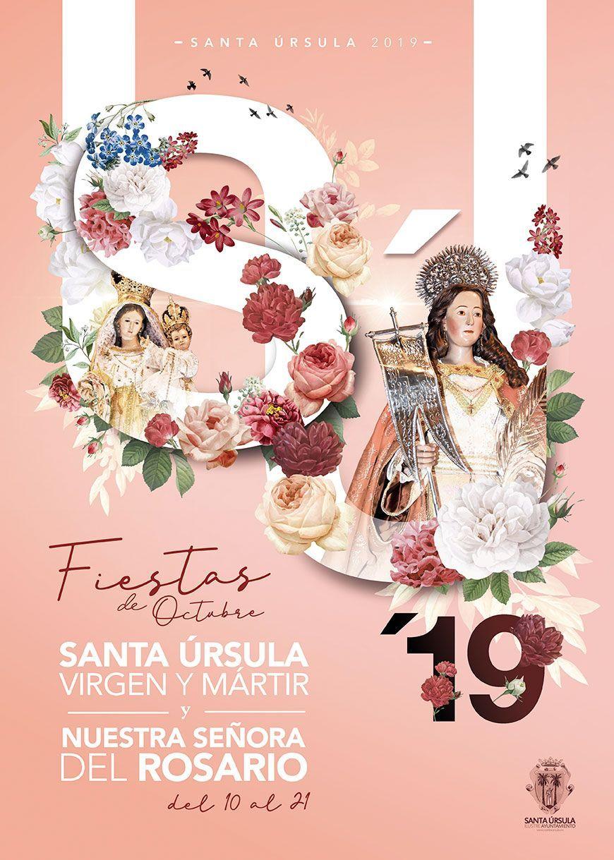 cartel-fiestas-santa-ursula2019