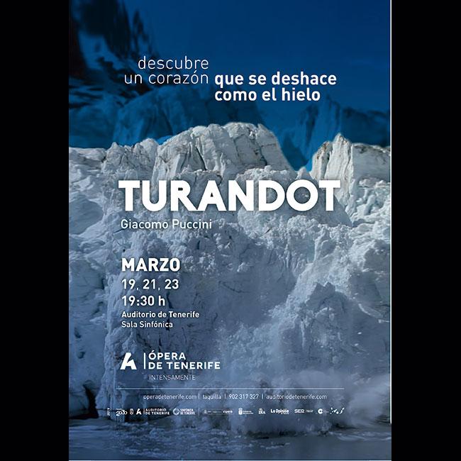 Cartel Turandot