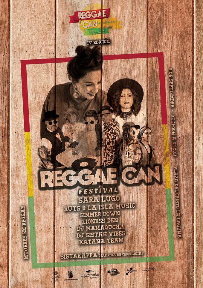 Cartel Reggae Can 2018