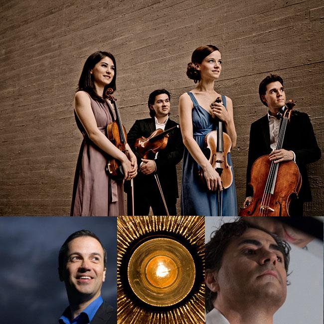 Quantum & Minetti Quartet
