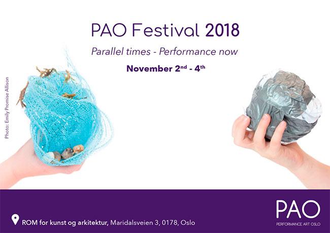 PAO festival OSLO