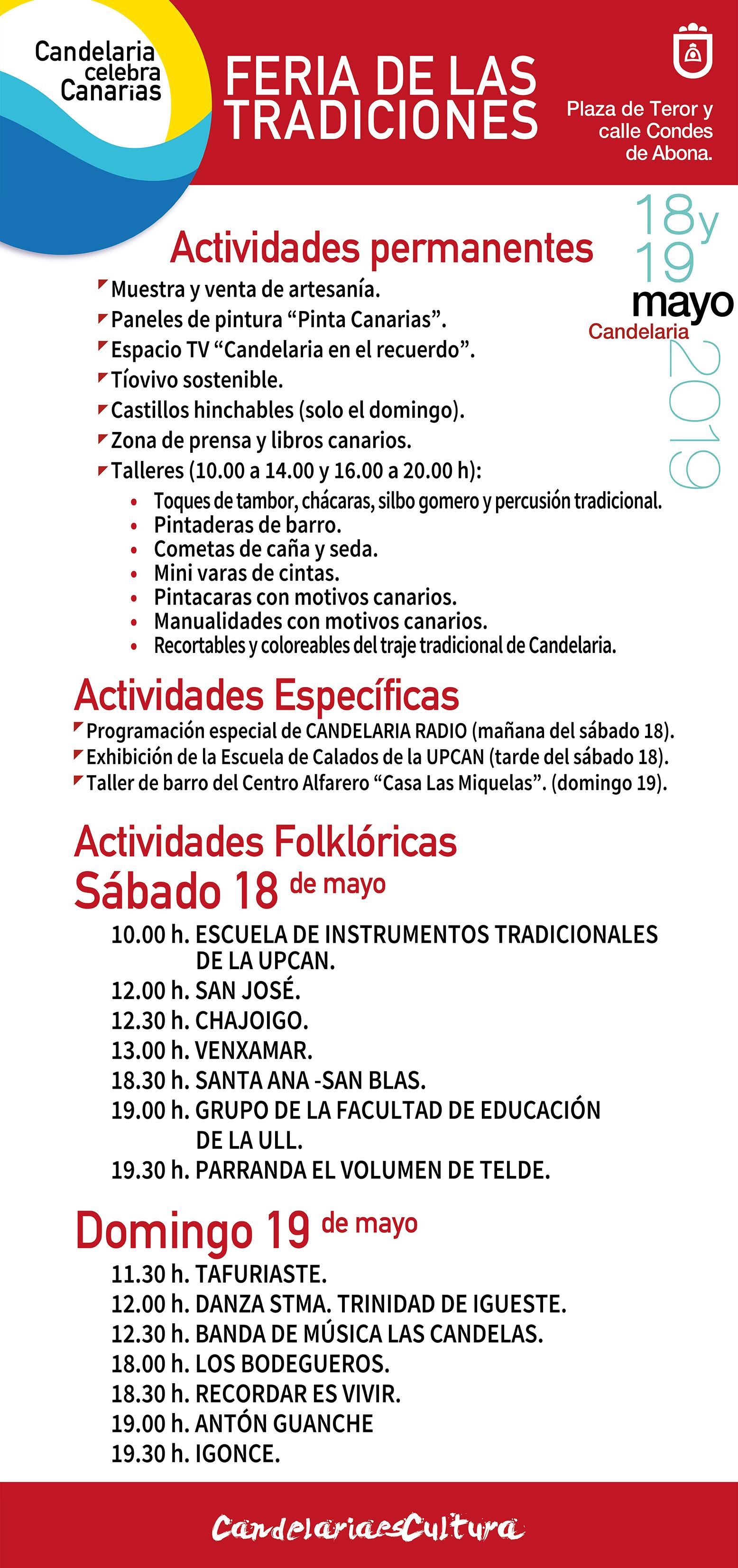 Feria de las Tradiciones Candelaria 2019