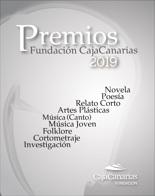 Premios CajaCanarias 2019