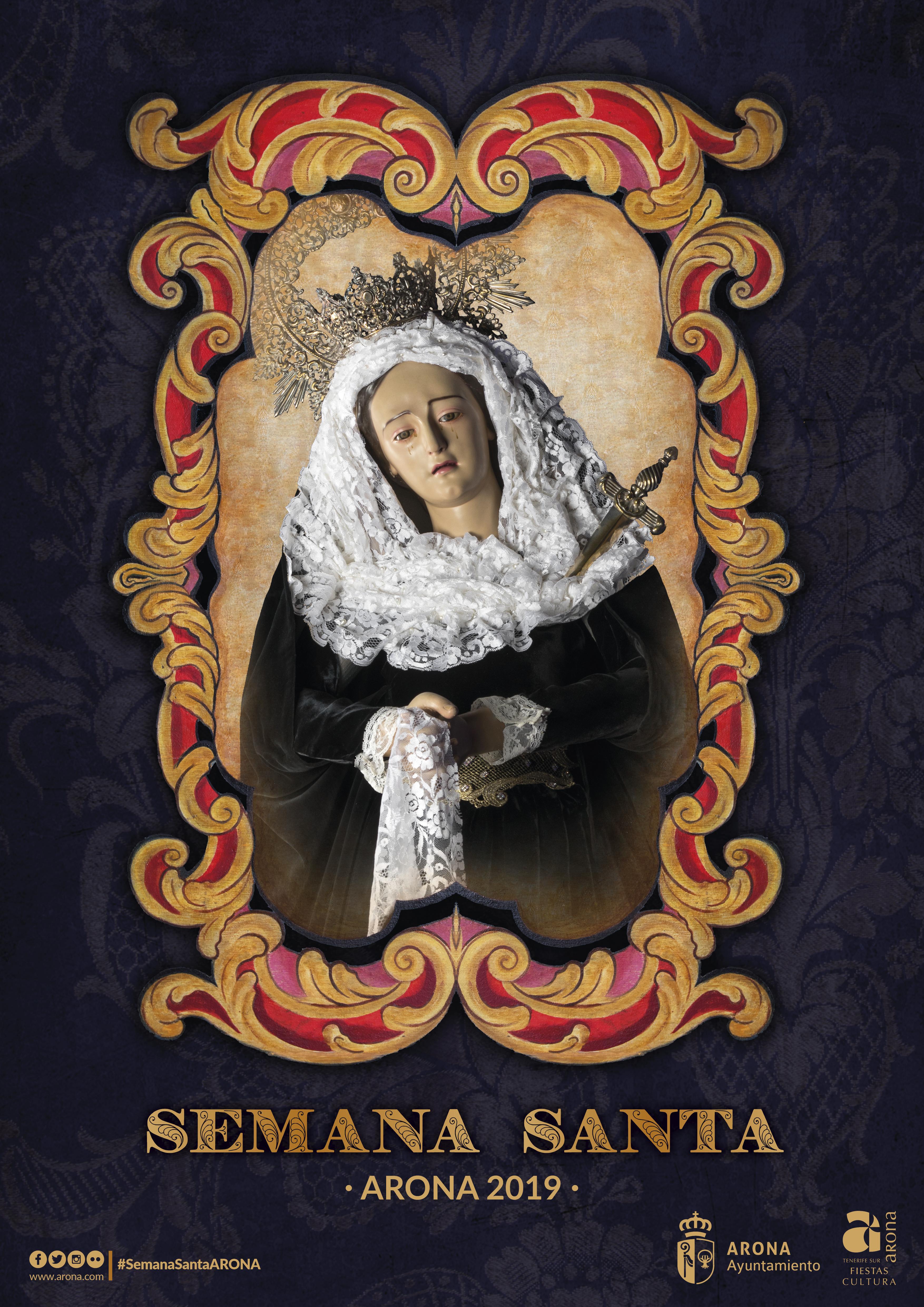 Semana Santa Arona 2019