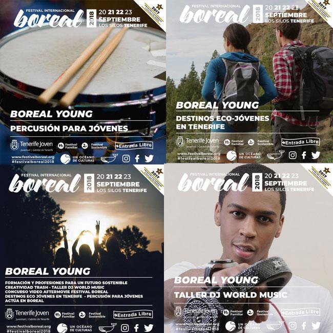 Boreal Young 2018