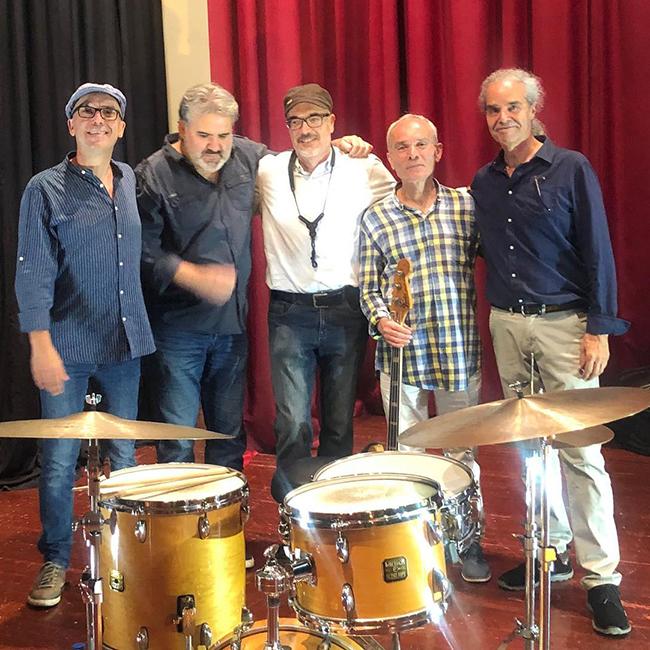 Eliseo Lloreda Quintet