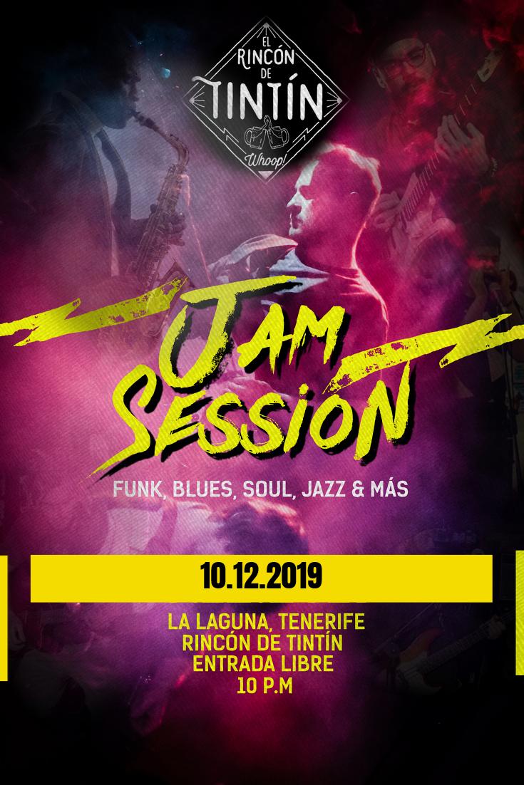 Gramola Music Show Jam Session